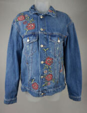 Zara Denim Jacket Coats, Jackets & Vests for Women