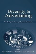 Diversity in Advertising : Broadening the Scope of Research Directions (2014,...
