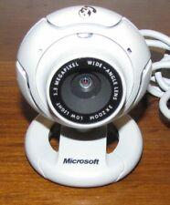 Microsoft LifeCam VX-6000 HD Wide Angle 3x Digital Zoom Computer Camera
