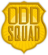Odd Squad Round Edible Party Cake Image Topper Frosting Icing Sheet