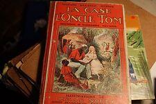 Mme Beecher Stowe. La Case de l'oncle Tom, adaptation de Marguerite Reynier. 194