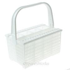 Genuine ELECTROLUX ESF611 ESI602W Dishwasher Cutlery Cage Basket Rack Drawer NEW