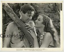 CLAUDETTE COLBERT Jungle Girl 1933 Photo Herbert Marshall Four Frightened People