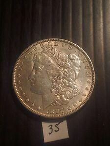 MORGAN DOLLAR DATED 1897 (U.S.A.)