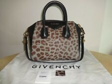 Givenchy Ponyhair/Leather Antigona Tote Shoulder Bag Very Good to Excellent