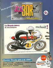 Joe Bar Team BD revue moto HONDA 500-4 pilote Jim Redman motorcycle booklet 95
