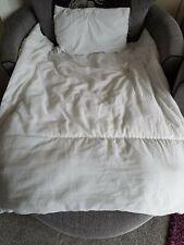 Toddler Luxury Duvet & Pillow