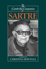 The Cambridge Companion to Sartre (Cambridge Companions to Philosophy), , Good B