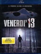 Venerdi' 13 (blu-ray Copia Digitale) Warner Home Video