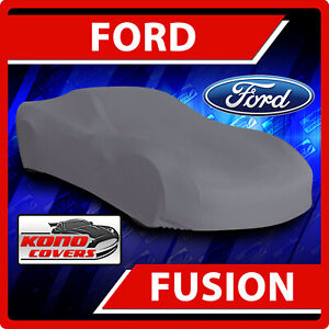 [FORD FUSION] CAR COVER - Ultimate Full Custom-Fit All Weather Protection