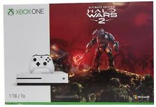 Microsoft Xbox One S Halo Wars 2 Ultimate Edition Bundle 1TB White Console - New