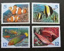 Taiwan Coral Reef Fish 2006 Ocean Underwater Life Fauna (stamp) MNH