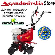 Motozappa EUROSYSTEMS EURO 5 EVO- motore HONDA GP 160 -Motozappatrice Zappatrice