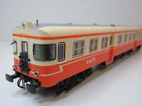 Dieseltriebwagen ALn 668 122 der SNFT, Italien,Rivarossi HO,HR 2559,OVP,TOP,HB