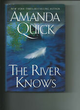The River Knows By Amanda Quick GC Hardcover/DJ