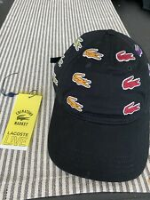 Lacoste Chinatown MarkeT Embroidered Hat M