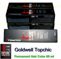 1x Goldwell Topchic Permanent Hair Color 60 ml FREE post