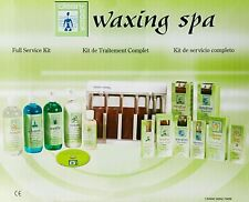 CLEAN + EASY WAXING SPA FULL SERVICE KIT - 120V