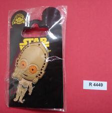STAR WARS PINS - DISNEY HKDL - COLLECTOR - ORIGINAL PIN'S - C 3PO - 4449