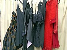9 PC VTG Designer Dress Lot, LANVIN, VICTOR COSTA, SCAASI, JACK BRYAN, & more!