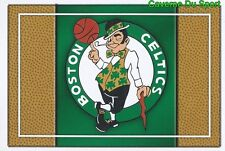 019 TEAM LOGO USA BOSTON CELTICS STICKER NBA BASKETBALL 2017 PANINI