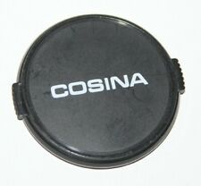 Cosina - Genuine 52mm Snap On Lens Cap - vgc