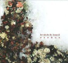 1 CENT CD Erebus - Bvdub / Loscil