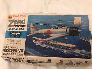 Hasegawa Zero Fighter Mitsubishi A6M2 1/72