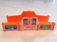 Tomy Thomas Mail Delivery Big Loader Orange Switch Over Transfer Bridge Track