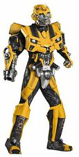 Transformers Bumblebee Costume, Complete Outfit, Adult XL 42-46