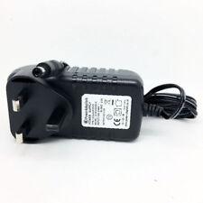 Draytek vigor 2830n Router 0 12 V fuente de alimentación Adaptador de red enchufe de Reino Unido Plomo