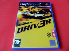Driver 3 PS2 Playstation 2 Game