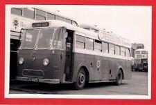 Irish Bus Photo ~ CIE U58: ZO6929 - 1954 Leyland Royal Tiger Rebodied 1964