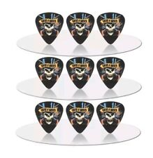 Guns N Roses Guitar Pick Set Collectible Rock Music Memorabilia Gift Present