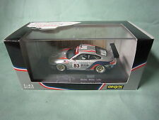 DV4700 ONYX VITESSE PORSCHE 911 GT3R 2000 LE MANS COLLECTION #83 XLM047 1/43