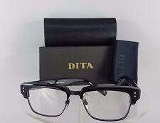 Brand New Authentic Dita Statesman Eyeglasses DRX-2011-A 55mm Black Frame