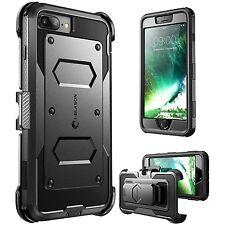 iPhone 7 Plus Case, i-Blason ArmorBox Daul Layer [Full body] [Heavy Duty ] Shock