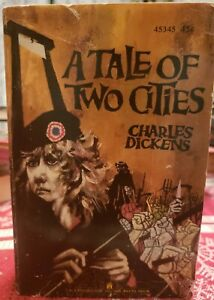 A Tale Of Two Cities By Charles Dickens Vintage Paperback 1968