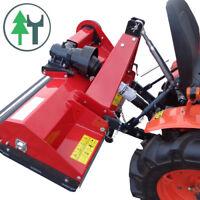 Bodenfräse Heckfräse Ackerfräse Fräse Anbaugerät 95cm für Traktor 20-30 PS