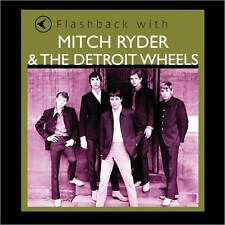 Flashback With Mitch Ryder & The Detroit Whee - Ryder, Mitch /  - CD New Sealed
