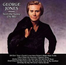 "GEORGE JONES, CD ""STILL THE SAME OLE ME"" NEW SEALED"