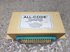 Aircraft Aviation All Code Universal Nav/Dme Channeling Adapter Model 53