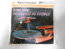 Star Trek original series rare complete view master photo discs set 1968