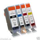 4 PK PGI-5 CLI-8 Canon PGI-5BK CLI-8 Ink Cartridge for Canon MX700 MP520 IX4000