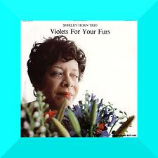 Shirley Horn , Violets for your furs   ( LP,180 gr. )