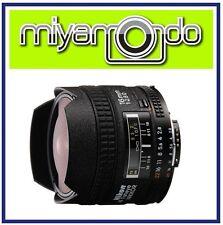 Nikon AF Fisheye 16mm f/2.8D Lens