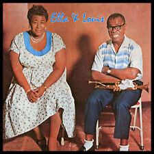CD Ella & Louis : Ella Fitzgerald, Louis Armstrong