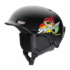 Smith Ski Helmet Snowboard Helmet Gage Junior Black Plain Colour Ear Cushion