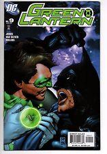 GREEN LANTERN #9 NM 2006 BATMAN ORIGIN 1ST APP NEW TATTOOED MAN JOHNS VAN SCIVER