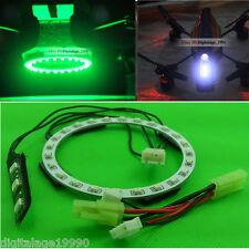 Parrot Ar drone 2.0 quadcopter part 2in1 led light kit Green/white Easy install